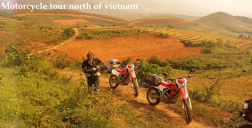 motorcycle tour north of vietnam